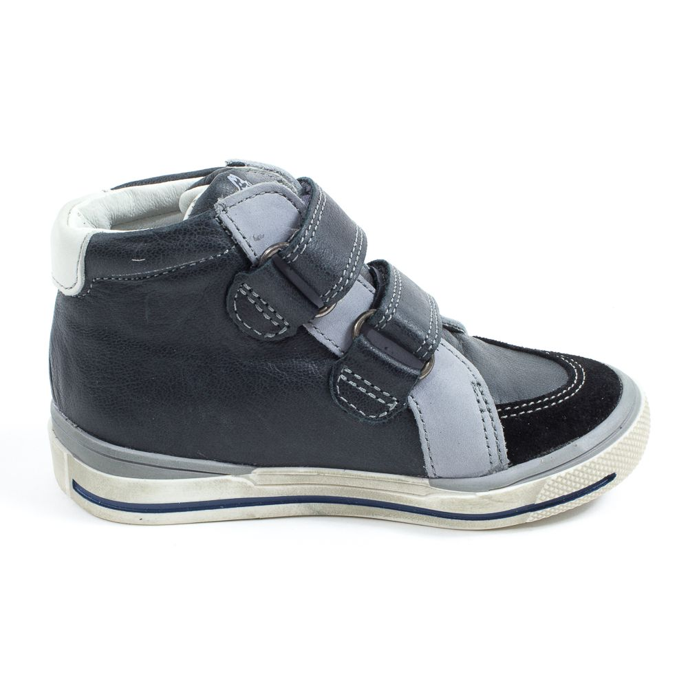 Chaussures Le loup blanc grises Casual fille w3wG0l