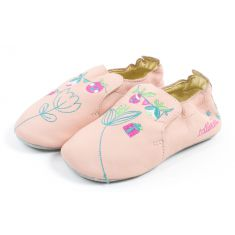 CATIMINI Chaussons fille ECUREUIL rose