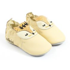 Chaussons CATIMINI Chaussures bébé fille ELAN beige