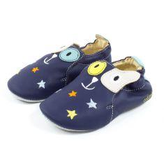 Chaussure bébé CATIMINI Chaussons garçon GEAI