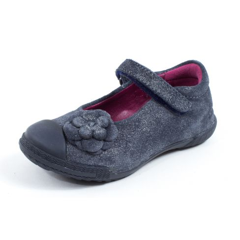 Chaussure fille Babies Mod8 bleu KANDEA