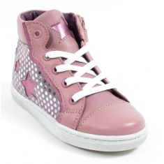 MOD8 Chaussures fille Sneakers haut rose TOXIC