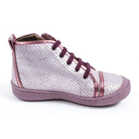 MOD 8 Boots fille rose pas cher STAN