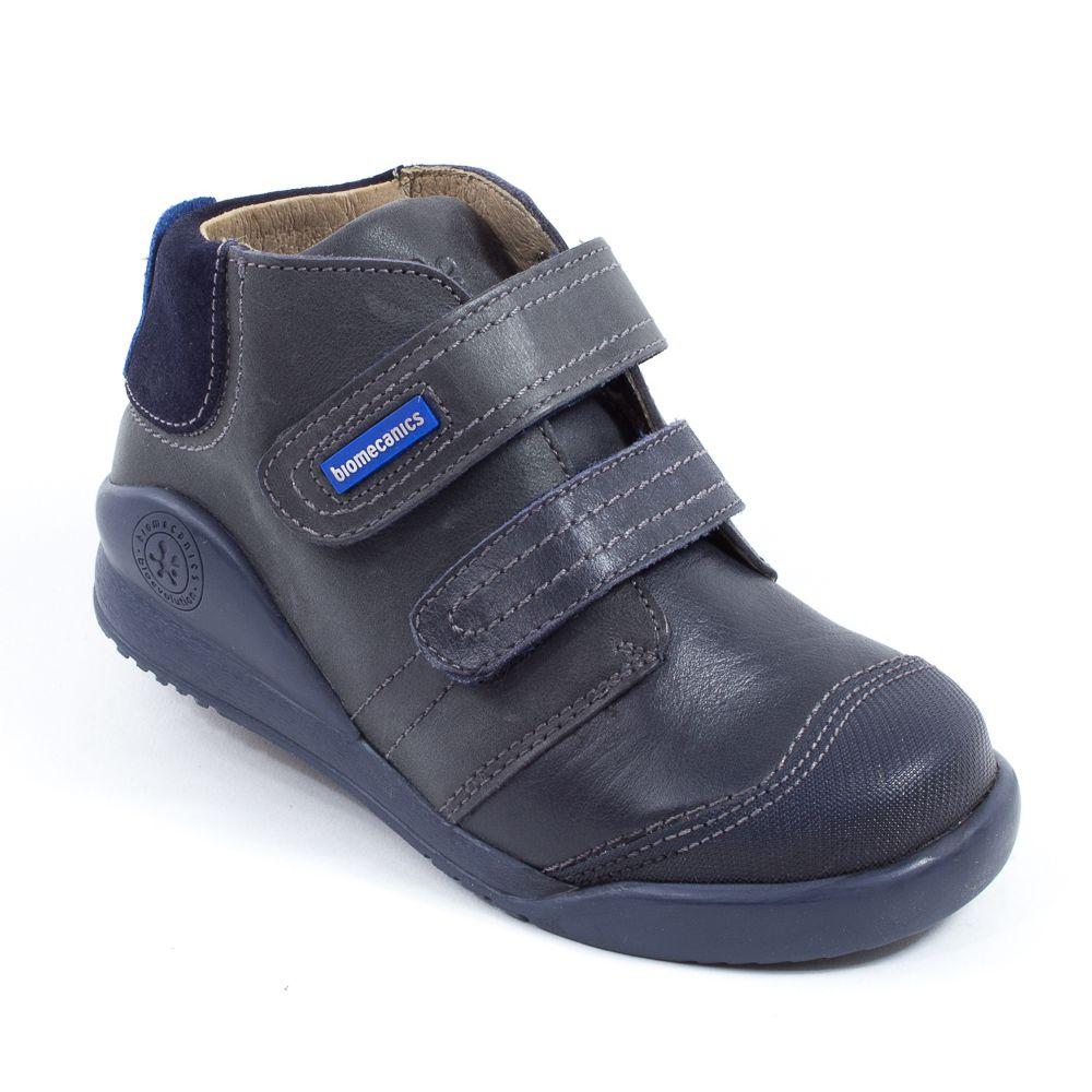 Chaussures Biomecanics bleu marine Fashion garçon dxEQ1r