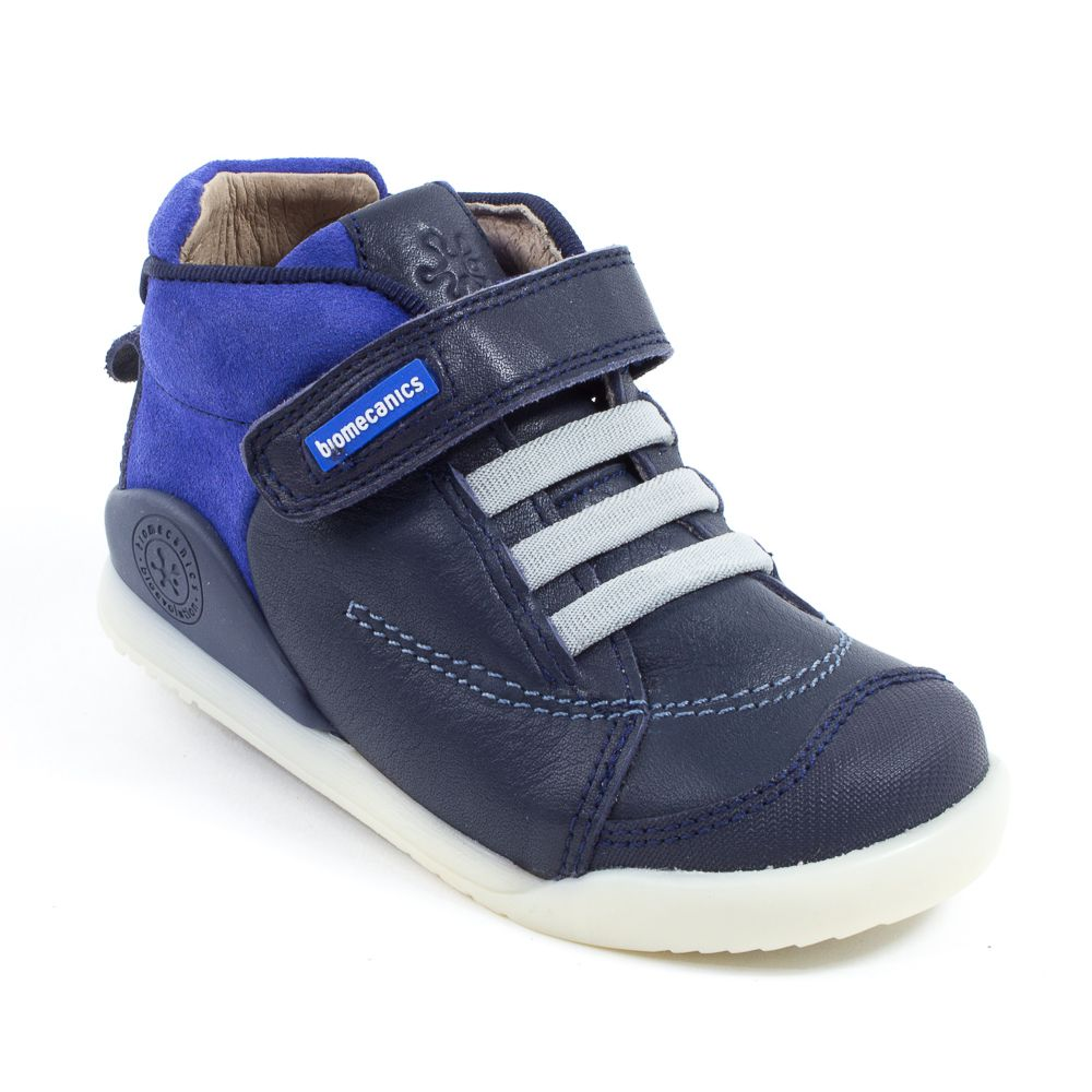 Chaussures garçon Garvalin Biomecanics Boots bleu 161163A kXq7TEqpP
