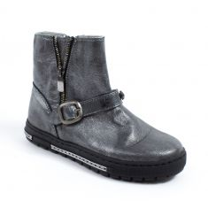 Bottines Little Mary RAVIR argent