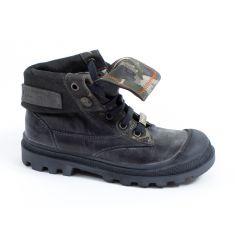 Boots IKKS DAVID gris K3511