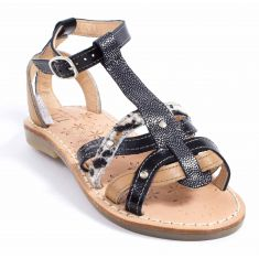Sandales & Nu-pieds YBRIDE NOIR MULTI