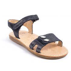 Sandales & Nu-pieds YSALYS NOIR POIS