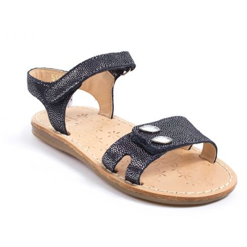 chaussure pour fille taille 31 - Sandales   Nu-pieds noir plates ... b6fe894bbbfd