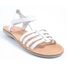 Sandales & Nu-pieds YTONGA BLANC
