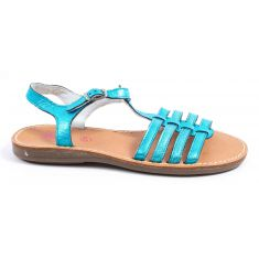 Sandales & Nu-pieds bleu turquoise YTONGA TTY