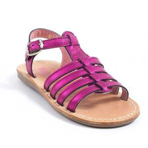 sandales nu pieds fille rose taille 31 tty sandale. Black Bedroom Furniture Sets. Home Design Ideas