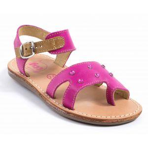 entre doigts sandales rose poudr pour fille taille 28 tty ytamaris. Black Bedroom Furniture Sets. Home Design Ideas