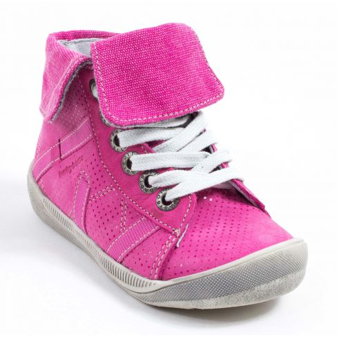 Chaussures Montantes ARTIST MAGENTA POIS