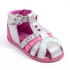 Sandales & Nu-pieds GAZELLE ARGENT