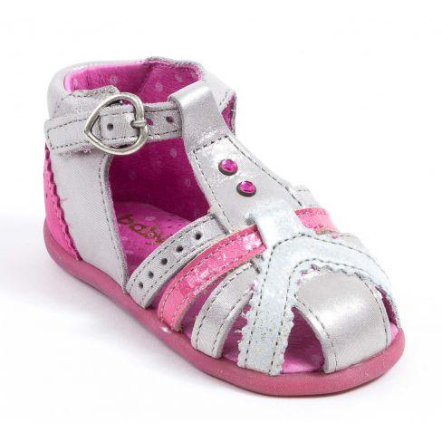 bdd5f77564eec Sandales fille rose taille 20 babybotte - sandale fille pas cher