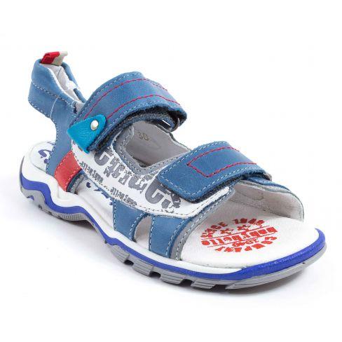 Sandales et nu-pieds en Cuir Bleu Babybotte  40 EU  37 EU Sandales et nu-pieds en Cuir Bleu Babybotte 9jBhDc