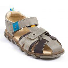 Sandales & Nu-pieds enfant garçon Babybotte KOALA marron