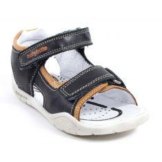 Sandales enfant garçon TAKIN Babybotte noir