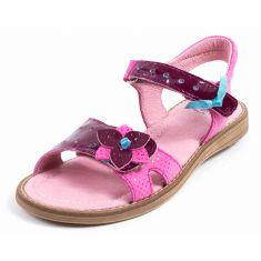 Sandales & Nu-pieds KRISTEL POURPRE