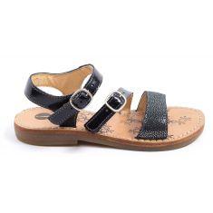 Sandales & Nu-pieds noir fille YUMI TTY