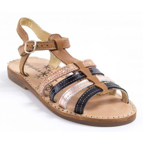 Gr. 39  Gr. 38 Sandales et nu-pieds en Cuir Camel Babybotte  Gr. 44 Piazza Damen-Stiefelette schwarz 961759-1 UeTKz