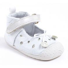 Chaussons/Layette Babybotte bébé fille blanc ZOLI