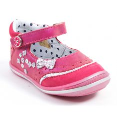 Catimini Ballerines enfant fille PAPAYE rose framboise