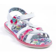 Catimini Chaussures enfant Sandales fille PEKANS argent
