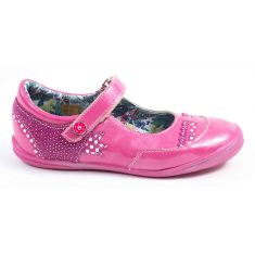 Catimini chaususres enfant Ballerines POLYGONE rose