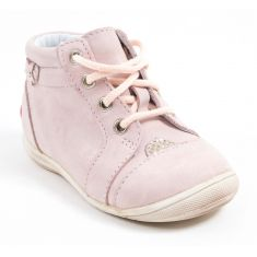 GBB Bottines bébé fille PRIMROSE rose pale