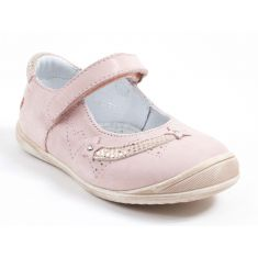 Ballerines fille rose pale GBB POPPY