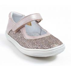 Ballerines enfant fille rose paillette GBB PLACIDA
