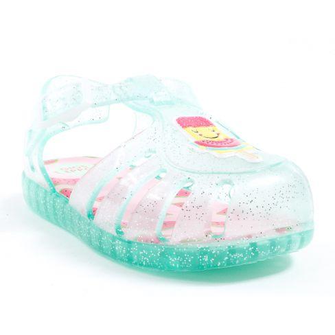 Sandales de plage fille Bleu turquoise Gioseppo - taille 23 f1d1554320c