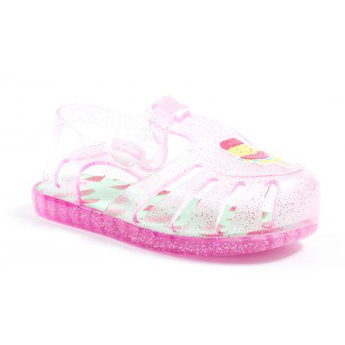 Sandales de plage fille Rose Gioseppo - chaussures été bébé fille 90e577d2244