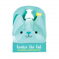 GOURDE SOUPLE PLIABLE COOKIE THE CAT