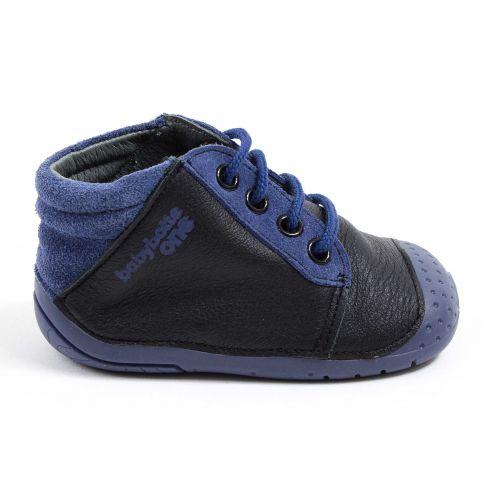 Babybotte ZESTE noir/bleu
