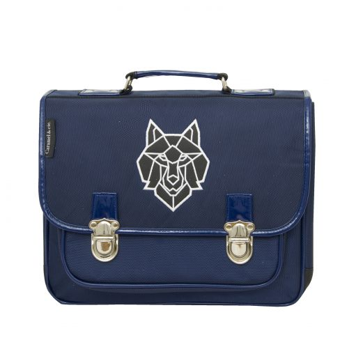 Cartable PM Loup