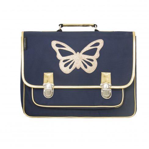 Cartable PM Papillon bleu
