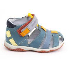 Sandales garçon Babybotte - Nu-pieds premier pas TYPO