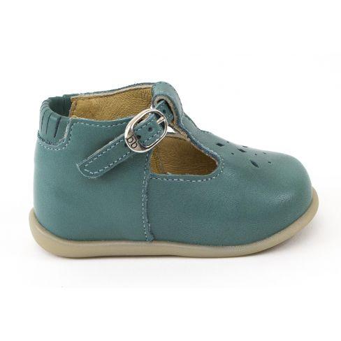Babybotte Ballerines & Babies bleu turquoise PARIS