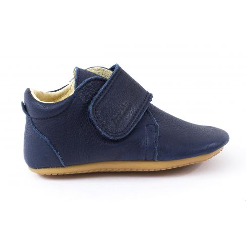 665531c75b5ff Froddo Chaussures bébé garçon pré-marche en cuir - Boots souple bébé