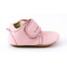Froddo Prewalkers - Chaussures bébé fille pré-marche en cuir souple
