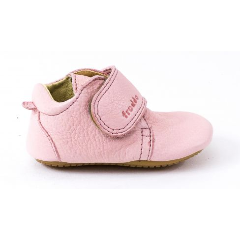 Froddo Prewalkers - Chaussures bébé fille pré-marche en cuir souple 07405a8f7a95