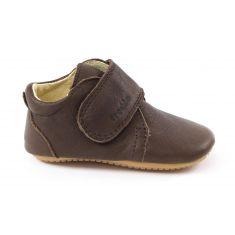 Froddo Chaussures bébé garçon pré-marche en cuir chocolat