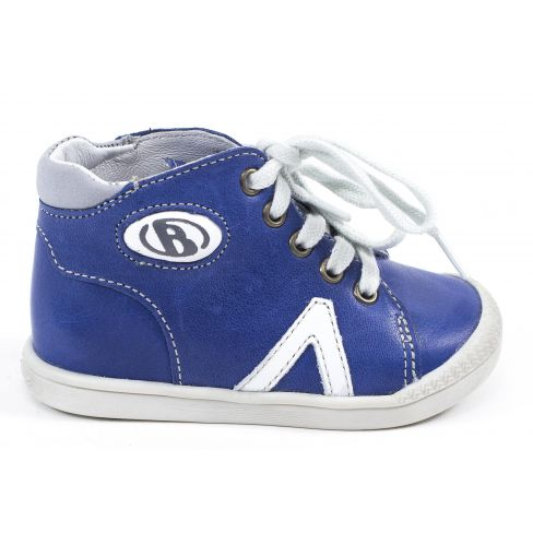 Babybotte sneakers bébé debout B2 bleu cobalt