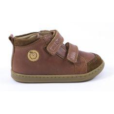 Shoo Pom BOUBA NEW SCRATCH - Boots garçon camel