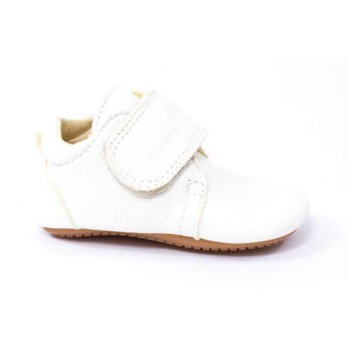 c139bcd317ceb Froddo Chaussures bébé fille pré-marche en cuir blanc