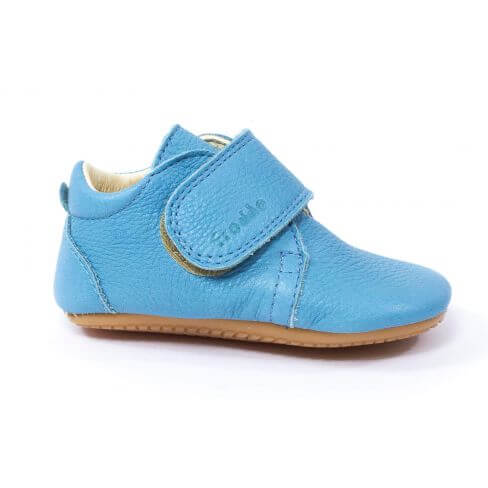 sans précédent comment choisir recherche de véritables Froddo Chaussures bébé garçon pré-marche en cuir bleu ciel